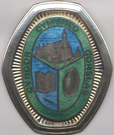 Gorslas CC Badge