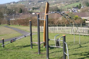 Activity Trail, Drefach Park