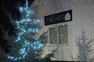 Cefneithin Christmas Tree 2020